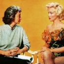 Marilyn Monroe and Natasha Lytess