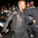 Amber Rose and Kanye West Attend the Persona Magazine Launch party in New York - September 11, 2009 - 454 x 684