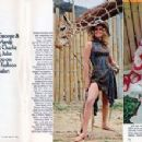 Julie Sommars - TV Guide Magazine Pictorial [United States] (30 May 1970) - 454 x 220