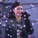 Idina Menzel performs at New Year's Eve 2015 at Times Square on December 31, 2014 in New York City