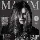 Gaby Espino - Maxim Magazine Pictorial [Mexico] (November 2016) - 454 x 595