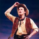 Musicals -- Patrick Wilson In OKLAHOMA! Broadway Revivels - 454 x 713