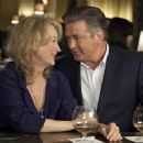 Alec Baldwin and Meryl Streep