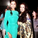 Deepika Padukone at Colors Screen Awards 2012