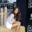 Audrina Patridge arrives to the premire of Warner Bros. Pictures'