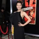 """Here's Jessica Biel looking absolutely stunning at last night's Hollywood premiere of """"Hitchcock"""