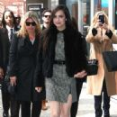 Sofia Carson out in New York City