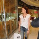 Azra Akin : out and about  (May 02, 2016)