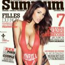 Lucy Pinder - Summum Magazine Cover [Canada] (September 2015)