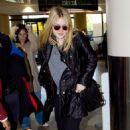 Dakota Fanning - At LAX Airport - 2010-12-08
