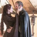 Stephen Dillane and Carice van Houten
