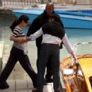 Salma Hayek - Candids Out In Venice, April 26 2009
