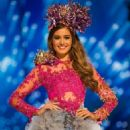 Caris Tiivel- Miss Universe 2016 Pageant- National Costume - 454 x 681