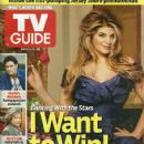 Kirstie Alley - TV Guide Magazine Cover [United States] (14 March 2011)