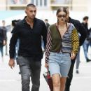 Gigi and Bella Hadid – 2019 Milan Fashion Week