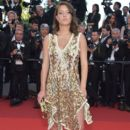 Adele Exarchopoulos- 70th Anniversary Red Carpet Arrivals - The 70th Annual Cannes Film Festival - 399 x 600