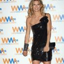 Martina Colombari - Wind Music Awards In Rome, Italy - June 3 2008