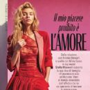 Stella Maxwell for Grazia Italy Magazine (September 2018)