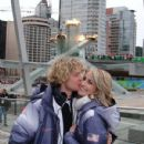 Charlie White and Tanith Belbin