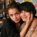 Jennifer Lindberg with Shannyn Sossamon