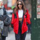 Emily Ratajkowski – Out in NYC