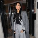 Nicole Scherzinger – Arriving at Rylan Clark Karaoke Challenge in London
