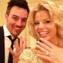 Megan Hilty married her boyfriend Brian Gallagher in a Las Vegas Venetian chapel on Saturday, Nov. 2, 2013 - 454 x 450