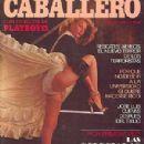 Debra Jensen - Playboy Magazine Cover [Mexico] (March 1979)