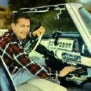 Lawrence Welk in his Dodge