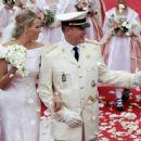 Monaco Royal Wedding - The Religious Wedding Ceremony