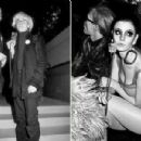 Andy Warhol and Susan Bottomly