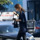 Kendall Jenner at Aldred's Coffee in West Hollywood
