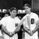 Yogi Berra & Rocky Colavito