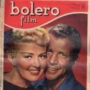 Betty Grable, Dan Dailey - Bolero Film Magazine Cover [Italy] (24 February 1952)