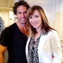 Lauren Koslow and Shawn Christian