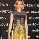 Cate Blanchett Celebrates Louis Vuitton's Roma Etoile
