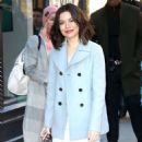 Miranda Cosgrove – Arrives at AOLBuild studios in New York City - 454 x 584
