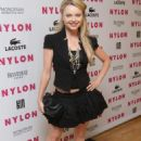 Izabella Miko - Nylon Magazine June/July 2010 Music Issue Launch Party 22/06/10