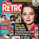 Olivia de Havilland - Yours Retro Magazine Cover [United Kingdom] (December 2020)