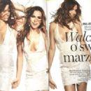 Marta Zmuda Trzebiatowska - Cosmopolitan Magazine Pictorial [Poland] (May 2017) - 454 x 323