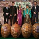 Megan Fox attends the Tokyo Premiere of 'Teenage Mutant Ninja Turtles' at Yurakucho Marion on February 2, 2015 in Tokyo, Japan