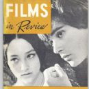 Olivia Hussey, Leonard Whiting - Films in Review Magazine Cover [United States] (October 1968)
