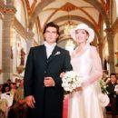 Adela Noriega and Mauricio Islas