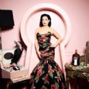 Dita Von Teese Launching ''my Private Cointreau Coffret'' In London-October 21, 2010
