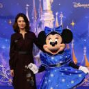 Olga Kurylenko – Disneyland 25th Anniversary Celebration in Paris - 454 x 681