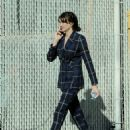 Shailene Woodley – Filming Drake Doremu's drama in Los Angeles