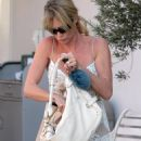 Nicollette Sheridan - Out & About
