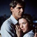 Harrison Ford and Annette Bening