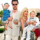 Tori Spelling and her family attending at various events through the years - 300 x 400