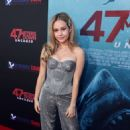 Brec Bassinger – 47 Meters Down: Uncaged film premiere at Regency Village Theatre in LA (adds)